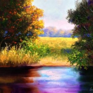 Mississippi Creek Landscape
