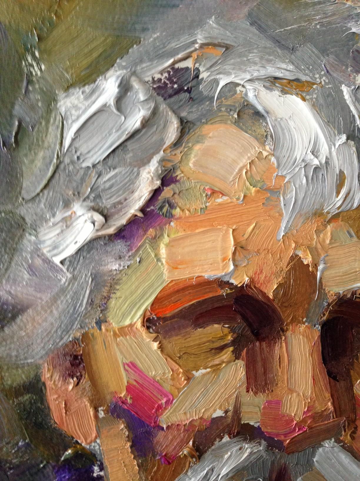 Portrait Detail 1