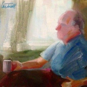 Morning Coffee Man