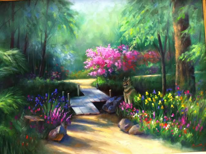 Mynelle Gardens Jackson MS