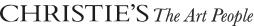 christies art auction logo