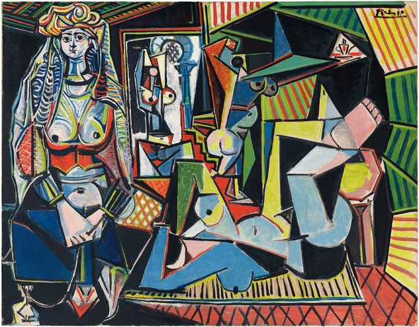 Picasso Christies Auction Record $179.4M
