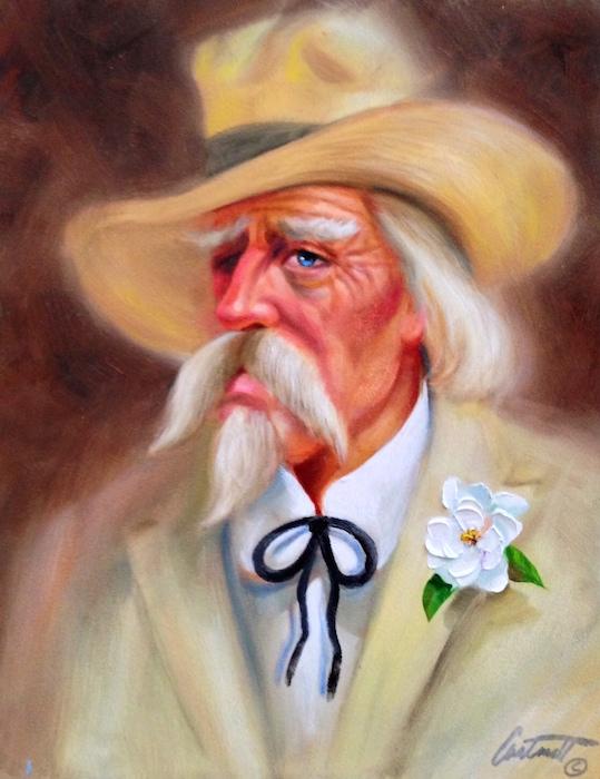 Southern Gentlemen Giclee Print