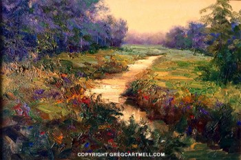 Macomb Mississippi Painting