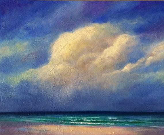 gulf shores alabama beach painting