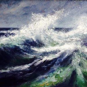surprise storm painting