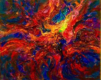 amorphus abstractionism