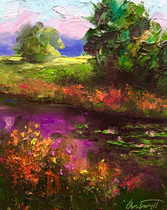 field study artwork 8x10