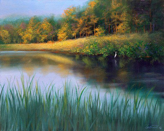 Back Lake Livingston MS