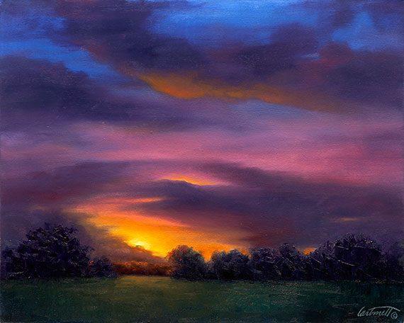 Livingston Sunset