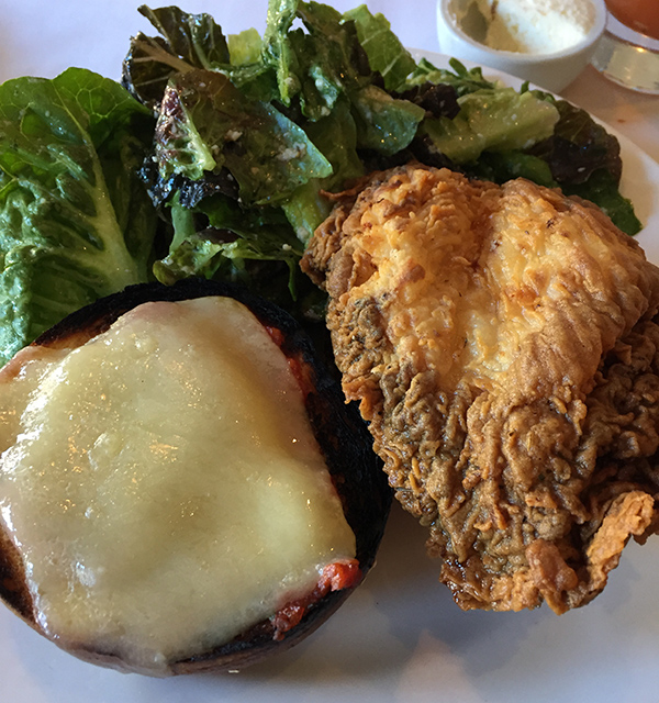 NOLA Fried Chicken Sandwich