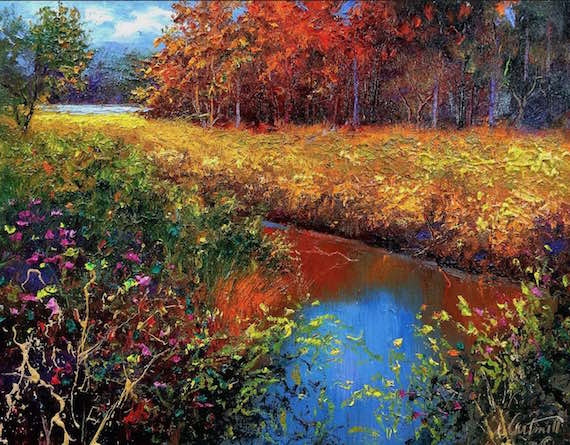 Autumn Creek 2