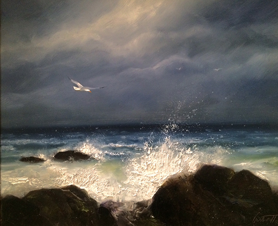 Plymouth Storm Bert's Beach