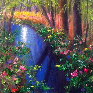 Millbrook Creek Painting