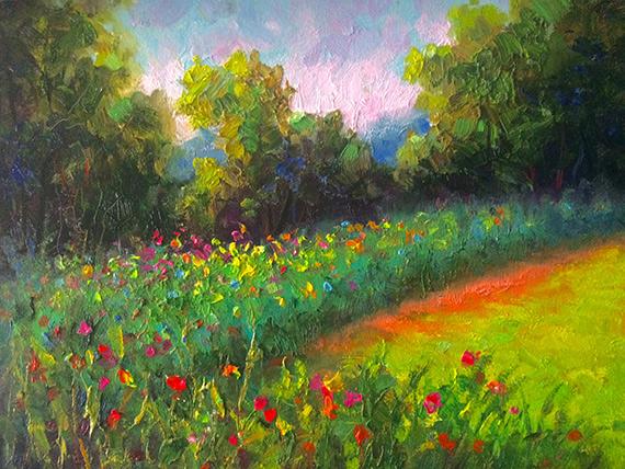 Vivian's garden