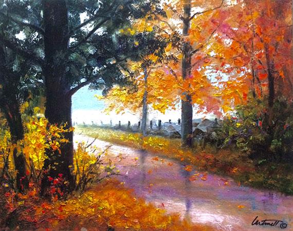 An Autumn Day