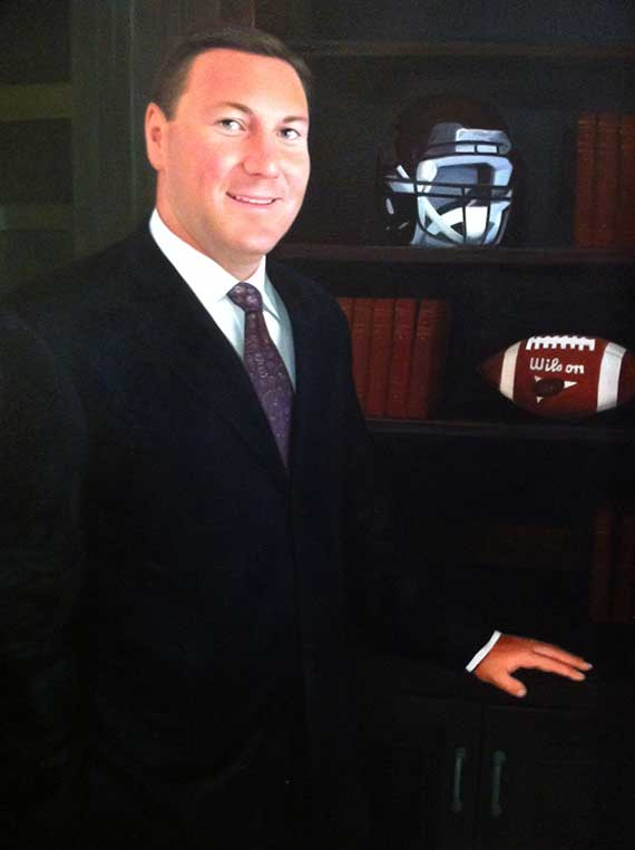 Coach Dan Mullen