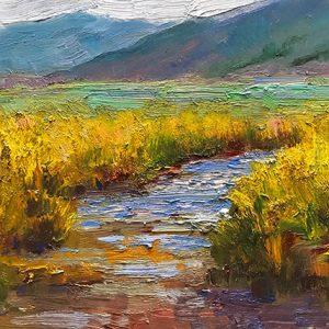 Weber River Park City Utah