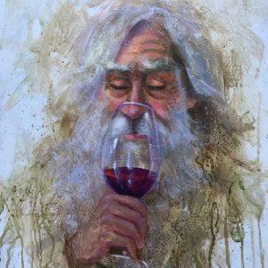 Old Wine Taster