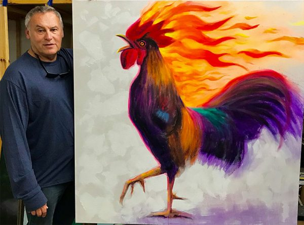 Calle Ocho Rooster