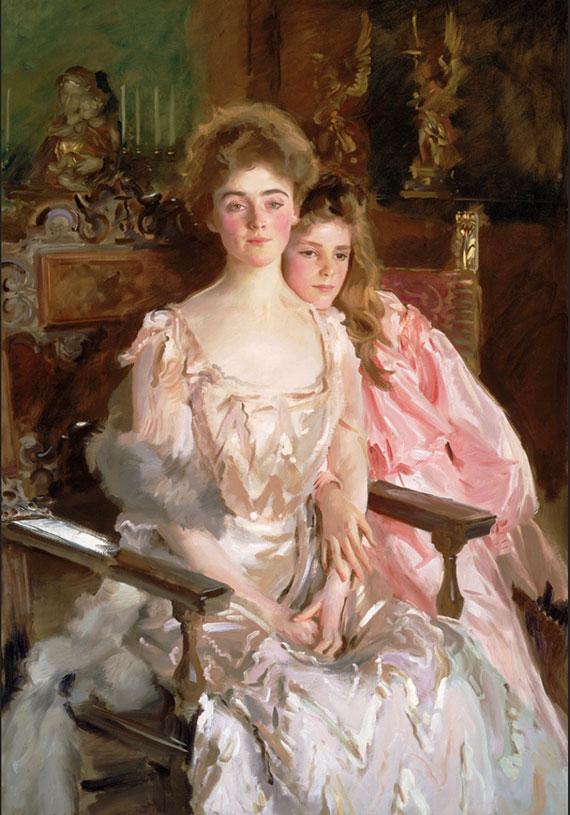 John Singer Sargent Portrait Painting