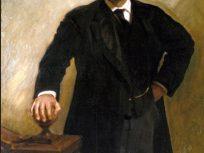 John Singer Sargent's Portrait Painting Hatred