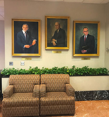 Anderson Hospital Corporate Portrait