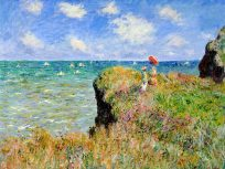 Claude Monet Painting Outside Plein Air Style – Our Common Passion