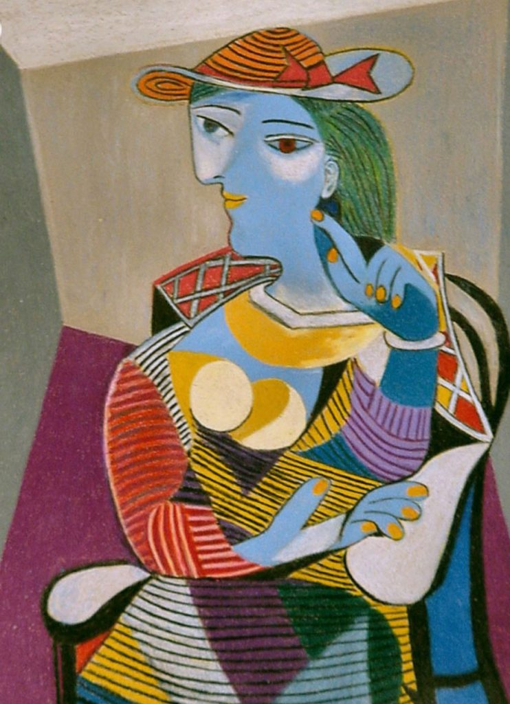 Pablo Picasso - The Genius Potential, His Father, & Art History