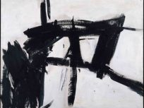 Franz Kline: The Magic of Black and White