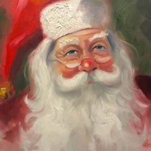 Santa Clause Artwork