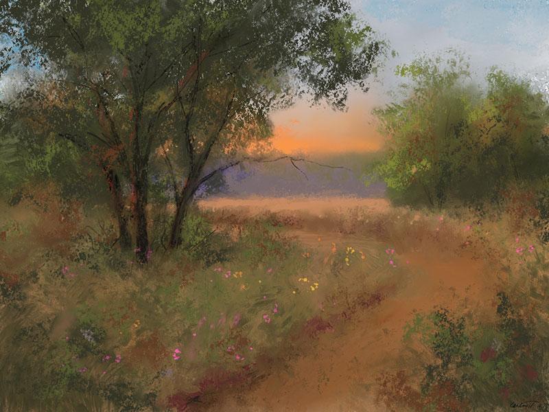 Landscape Painting 1