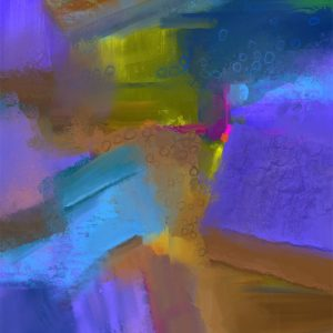 Harmony Abstract Painting