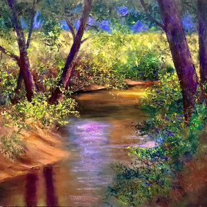 The Creek 30 x 40