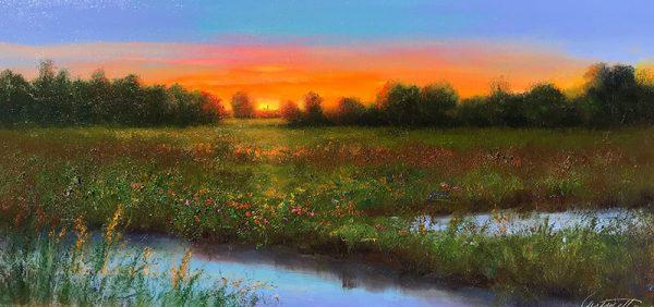 Okatibbee Sunset